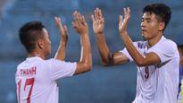 U19 Bahrain vs VN (0-0, H2): Đức Chinh đánh đầu nguy hiểm