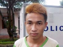 Nam thanh niên từ Lào về bán ma túy cho con nghiện