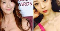 Khó cưỡng khi các ngọc nữ xứ Hàn 'hở bạo', khoe vòng 1 căng đầy