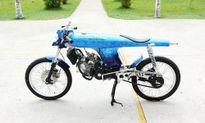 Honda 67 lấy cảm hứng biển cả 'siêu độc' của biker Việt