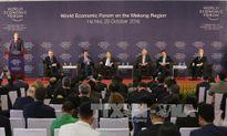 Chia sẻ tầm nhìn phát triển khu vực Mekong
