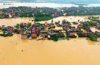 Mưa lớn ở nhiều tỉnh, thành là do biểu hiện tiêu cực của biến đổi khí hậu