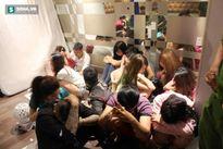 100 thanh niên nam nữ phê ma túy trong khách sạn ở trung tâm Sài Gòn