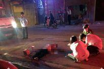 Nam thanh niên bị sát hại giữa đường Hà Nội trong đêm