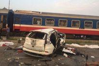 Tai nạn khủng khiếp từ những đường ngang giao cắt