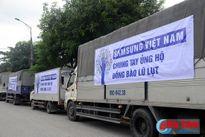 Samsung Việt Nam sẽ hỗ trợ 6 tỷ xây nhà cho người dân vùng lũ