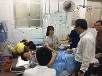 Tàu hỏa đâm ô tô tại Hà Nội: Sức khỏe tài xế ô tô đang nguy kịch