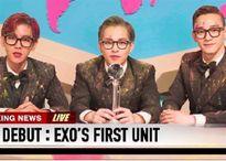 Nhóm nhạc dự án của EXO - CBX tung hình ảnh mới đầy bí ẩn