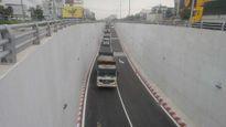 Hầm chui ngã ba Vũng Tàu chính thức thông xe