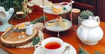 Cafe mãi cũng chán, lâu lâu thưởng một chút trà bánh buổi chiều tao nhã nào!
