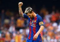 Messi không được vinh danh cầu thủ hay nhất La Liga