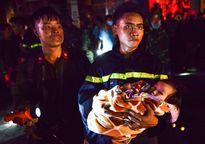 Cảnh cứu người trong hỏa hoạn Xa La đoạt giải cuộc thi ảnh