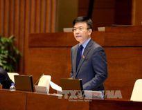 Sẽ thông qua Bộ luật Hình sự sửa đổi tại Kỳ họp QH thứ 3