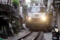 Hà Nội: Những chuyện hãi hùng ở 'xóm đường tàu'
