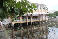 Quận tự cấp phép cho doanh nghiệp xây nhà hàng trên hồ điều tiết