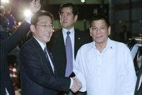 Duterte trễ hẹn liên tiếp 2 buổi chiêu đãi làm người Nhật bối rối