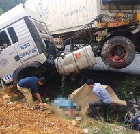 Container gây tai nạn thảm khốc, 5 người thương vong