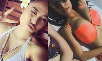 Xuất hiện nhân tố mới trong hàng 'mỹ nhân ngực khủng' của showbiz Việt