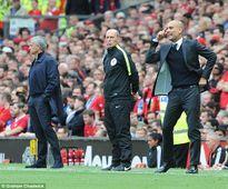 Derby Manchester lần 2: Guardiola dùng đội hình dự bị đấu Mourinho