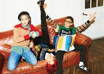 Hốt hoảng với hình ảnh mới của 3 mỹ nam EXO