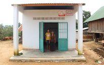 Bàn giao 13 căn nhà Đại Đoàn Kết cho hộ nghèo