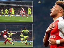 Arsenal 2-0 Reading: Người hùng Oxlade-Chamberlain