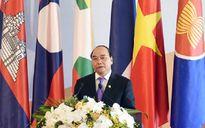 Thủ tướng Nguyễn Xuân Phúc: Xây dựng một Tiểu vùng Mekong hòa bình và thịnh vượng