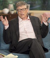 Bill Gates: 'Các con tự hào vì tôi không để lại tài sản cho chúng'