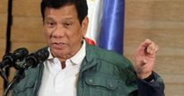 Ông Duterte muốn thúc đẩy vai trò của Nhật Bản ở Biển Đông