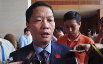 Xử lý việc bổ nhiệm con trai cựu Bộ trưởng Vũ Huy Hoàng như thế nào?