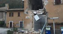 Hai trận động đất liên tiếp tại Italy