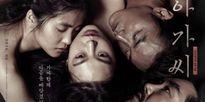 Phim có nhiều cảnh sex, táo bạo và gây sốc 'Người hầu gái' hay nhất Hàn Quốc 2016