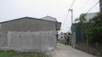 Công trình xây trên đất nông nghiệp tại xã Đức Thượng: Lỗi do buông lỏng quản lý