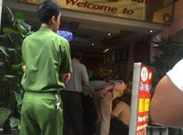 Hà Nội: Nổ súng trên đường Nguyễn Thị Định, 1 người chết