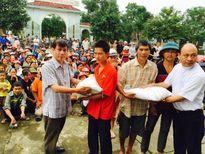1 tỷ đồng hỗ trợ đồng bào miền Trung bị ảnh hưởng bão lũ