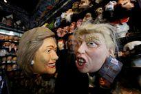 Mặt nạ Trump - Clinton bán chạy trong mùa Halloween ở Mỹ