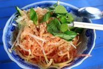 Đậm đà món bún kèn Phú Quốc (Kiên Giang)