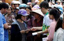 Các doanh nghiệp lớn tiếp tục ủng hộ đồng bào miền Trung