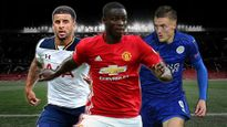 10 cầu thủ chạy nhanh nhất Ngoại hạng Anh mùa này