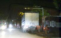 Bắc Ninh: Chợ đường tự phát gây mất trật tự ATGT
