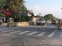 Va chạm giao thông, 1 người chết, 1 bị thương nặng