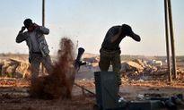 Loạt ảnh nóng hổi trên chiến tuyến Aleppo ở Syria
