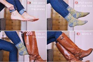 8 mẹo biến tấu quần jeans tiện lợi ngay tại nhà
