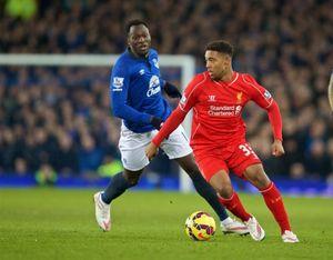 TƯỜNG THUẬT TRỰC TIẾP Everton 0-0 Liverpool (hiệp 1): Ings đá cặp Sturridge