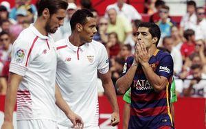 Vòng 7 La Liga: Barca thua, Real hòa, khốc liệt chưa?