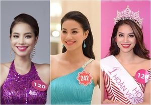 Hoa hậu Hoàn vũ Việt Nam 2015: Chặng đường thành hoa hậu của Phạm Thị Hương
