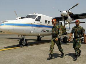 Phát hiện mảnh vỡ máy bay mất tích ở Indonesia