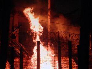Cháy dữ dội ở nhà tù ở Philippines, 10 phạm nhân bị thiêu sống