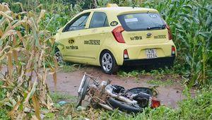 Taxi tông chết c