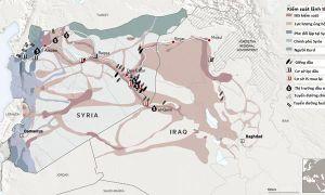 Dầu lậu từ lãnh địa IS chảy sang Thổ Nhĩ Kỳ như thế nào?
